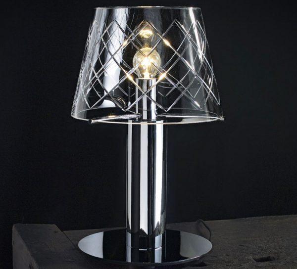 buero-lampe-glas-tischlampe-leuchter