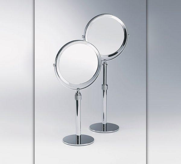 bad-accessoires-glas-edelstahl-weiss-spiegel-kosmetik