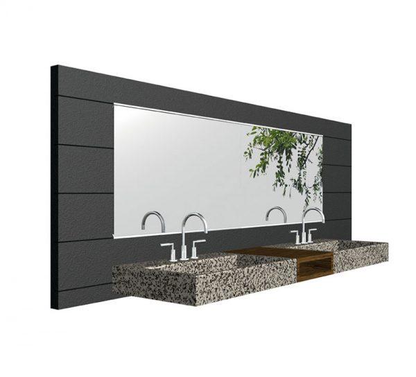 bad-spiegel-wandspiegel-schwarz-modern-waschbecken