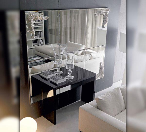 spiegel-glas-wohnzimmer-gekachelt-verzierung-vintage